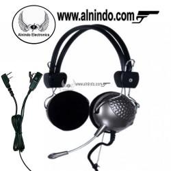 Headset Icom v80