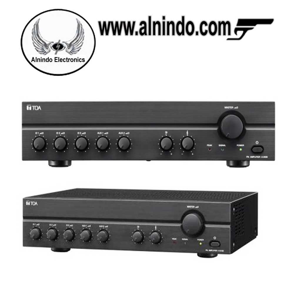 Distributor Dan Jual Alat Musik Audio Video Jakarta Megaphone Pengeras Suara Toa Speaker Demo Power Amplifier