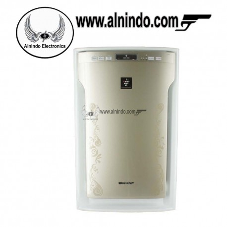 Sharp air purifier gold fu a80y n