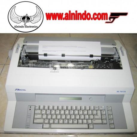 Mesin Tik Elektronik Royal Se 700 Ds