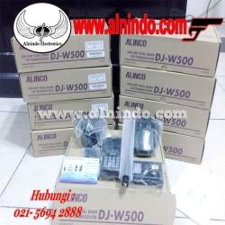HT Alinco DJ w500