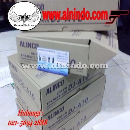 HT Alinco DJ A10
