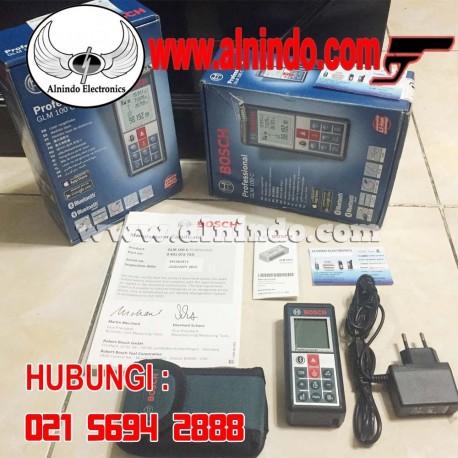 lasermeter Bosch glm 100c