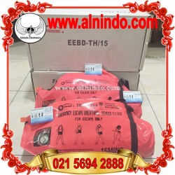 EMERGENCY ESCAPE BREATHING DEVICES (EEBD) FANGZHAN TH/15