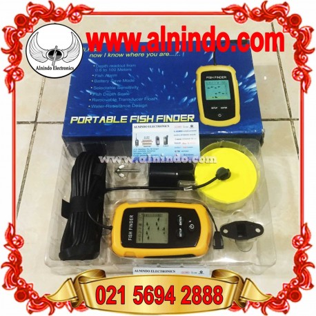 PORTABLE FISH FINDER M100