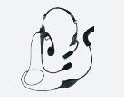 headset motorola xir p6620i