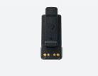 vibrating belt clip motorola xir p6620i