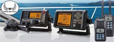 alat radio komunikasi marine