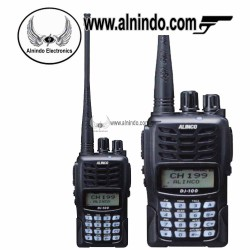 HT ALINCO DJ W100 VHF